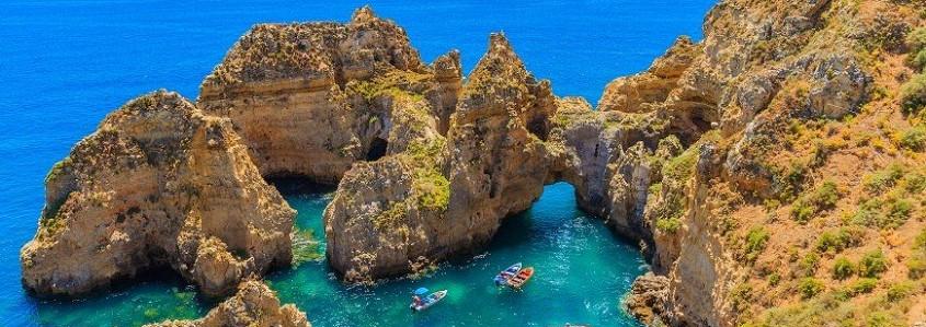 Algarvė – Pietų Europos perlas Portugaljoje