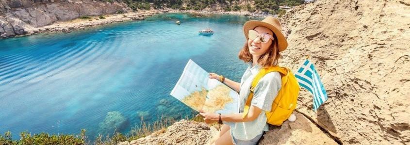 Graikiškos atostogos: kaip išsirinkti Jums tinkamiausią kryptį?