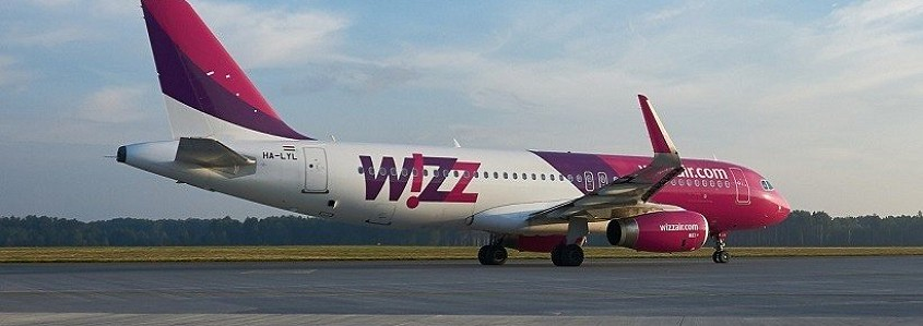 Wizzair oro linijų bagažo tvarka