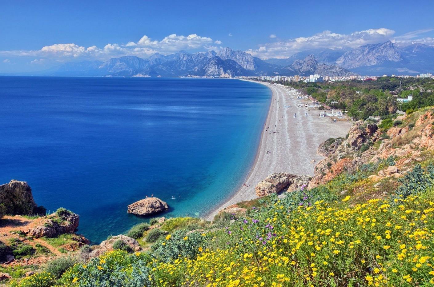 Ką verta žinoti prieš vykstant į Antalijos regioną?