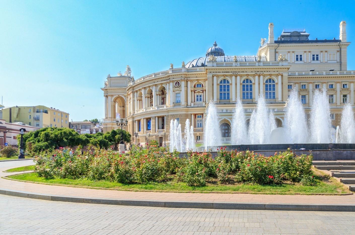 Ką verta žinoti prieš vykstant į Odesą?