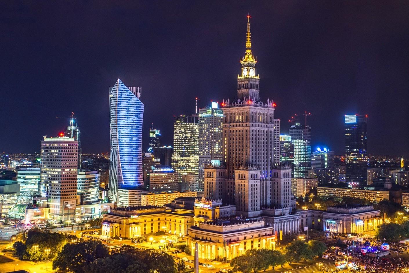 Ką verta žinoti prieš vykstant į Varšuvą?