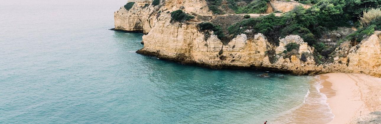 Pietų Portugalija TIESIOGIAI: paplūdimių karalienė Algarvė už 589€