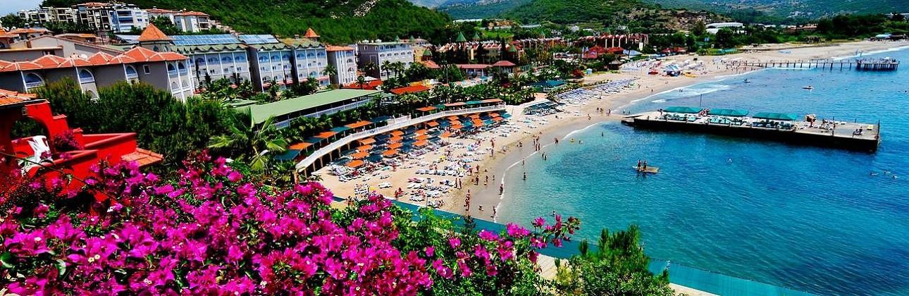 Avansas 20 €! Atostogos 5★ Kemal Bay viešbutyje Turkijoje su viskas įskaičiuota tik 403€