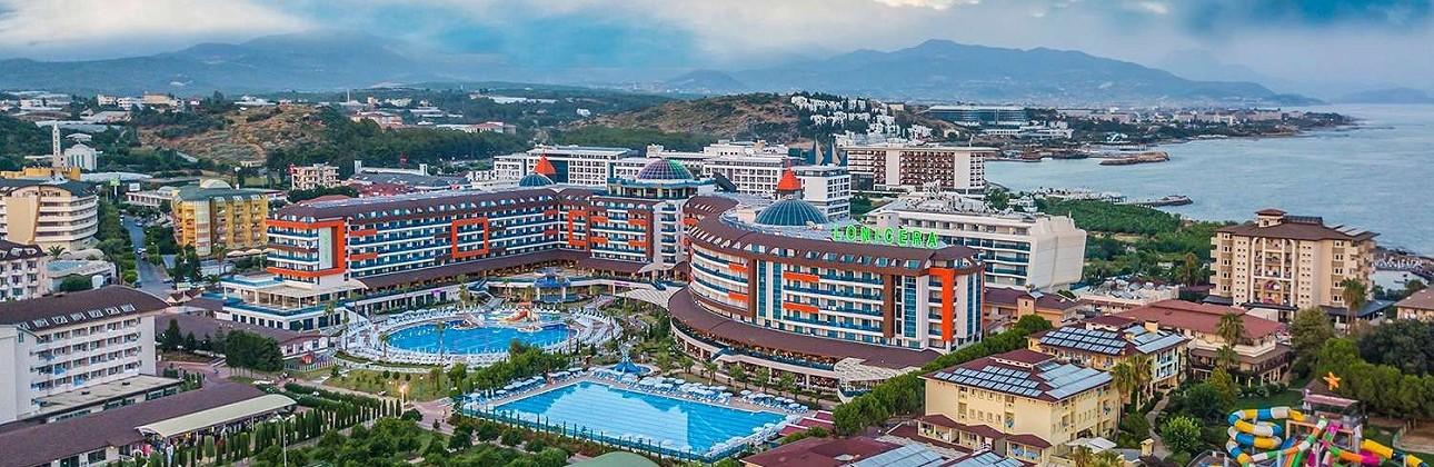 Wow, išpildykite vaikų svajones! Šeimos atostogos Turkijoje: 4★ su ULTRA VISKAS ĮSKAIČIUOTA už 519€