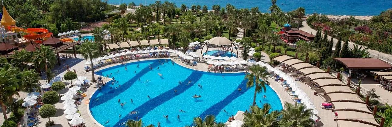 Turkiškos atostogos: poilsis Saphir tinklo viešbučiuose su VISKAS ĮSKAIČIUOTA už 507€
