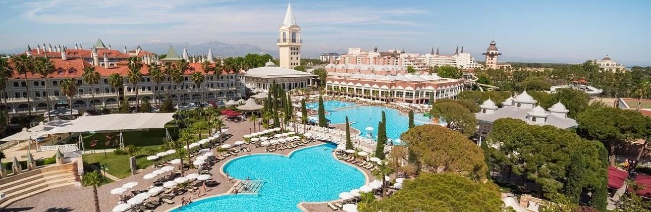 Avansas 20 €! Atostogos Turkijoje: 5★ Swandor Topkapi Palace viešbutis su ultra VISKAS ĮSKAIČIUOTA 625€