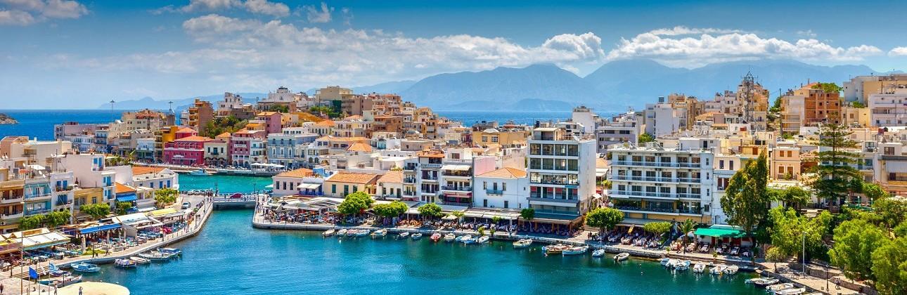 2021 m. vasara: atostogos po kaitria Kretos saule 435€