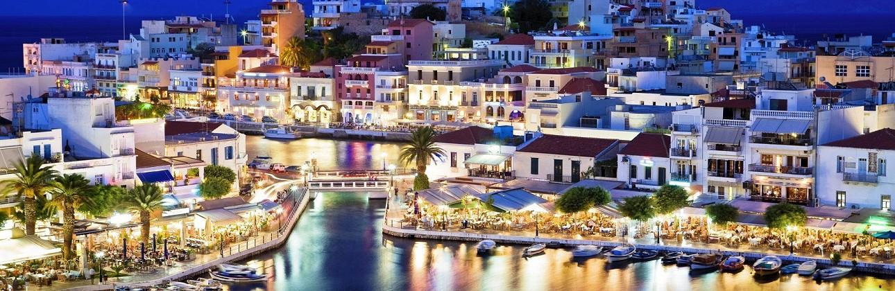 Vasara Kretos saloje: ★★★ viešbutis su pusryčiais ir vakarienėmis už 425€
