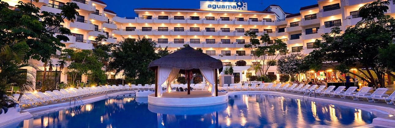 Atostogos saulėtoje Tenerifės saloje: Aguamar apartamentai vos už 605€