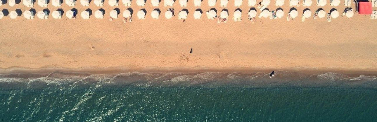 Atostogaukite Auksinėse Smiltyse: 4★ viešbutis su viskas įskaičiuota 449€