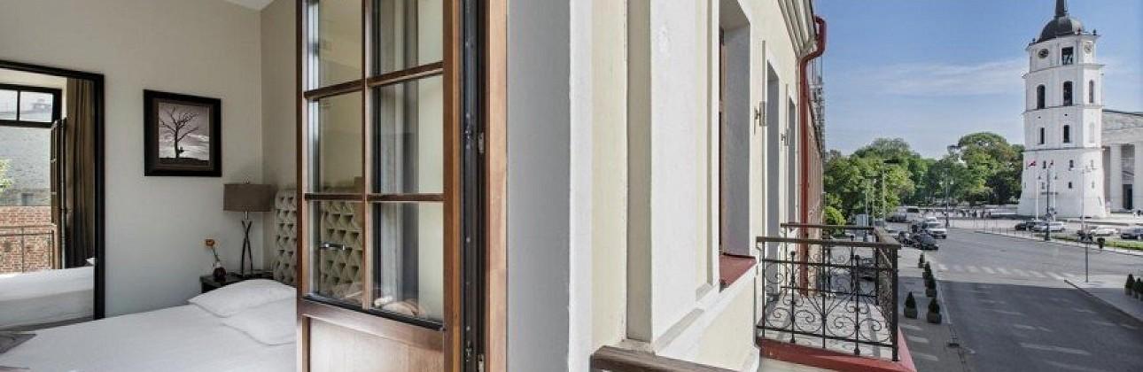 Atostogos Vilniuje: 4★ Amberton Cathedral Square viešbutyje už 47€
