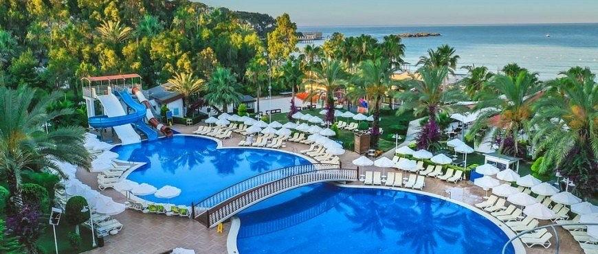 Pavasaris Turkijoje: 7 naktys 5★ Annabella Diamond viešbutyje su VISKAS ĮSKAIČIUOTA tik 485€