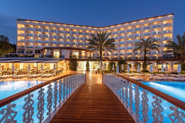 Iškeisk namų biurą į Turkiją: net 21 naktis 5★ Annabella Diamond viešbutyje su VISKAS ĮSKAIČIUOTA vos 889€