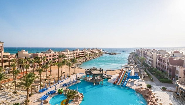 14 naktų poilsis Hurgadoje: 4★ Sunny Days Spa & Aqua Park viešbutis su VISKAS ĮSKAIČIUOTA vos už